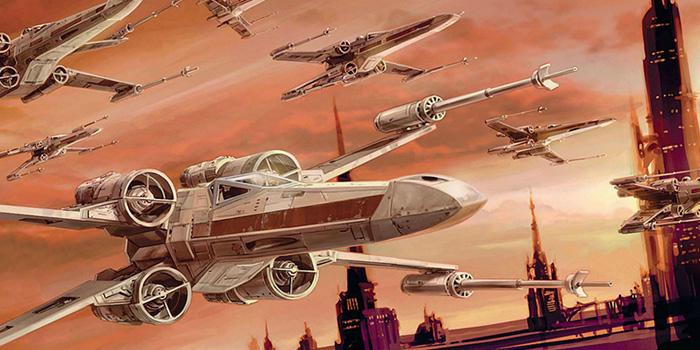 Star-Wars-Rogue-Squadron-X-Wing-Art